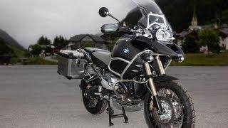BMW R 1200 GS Adventure-Test in den Alpen