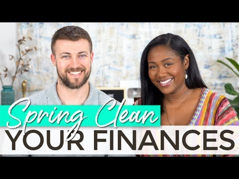 8 Ways to Spring Clean Your Finances This Year
