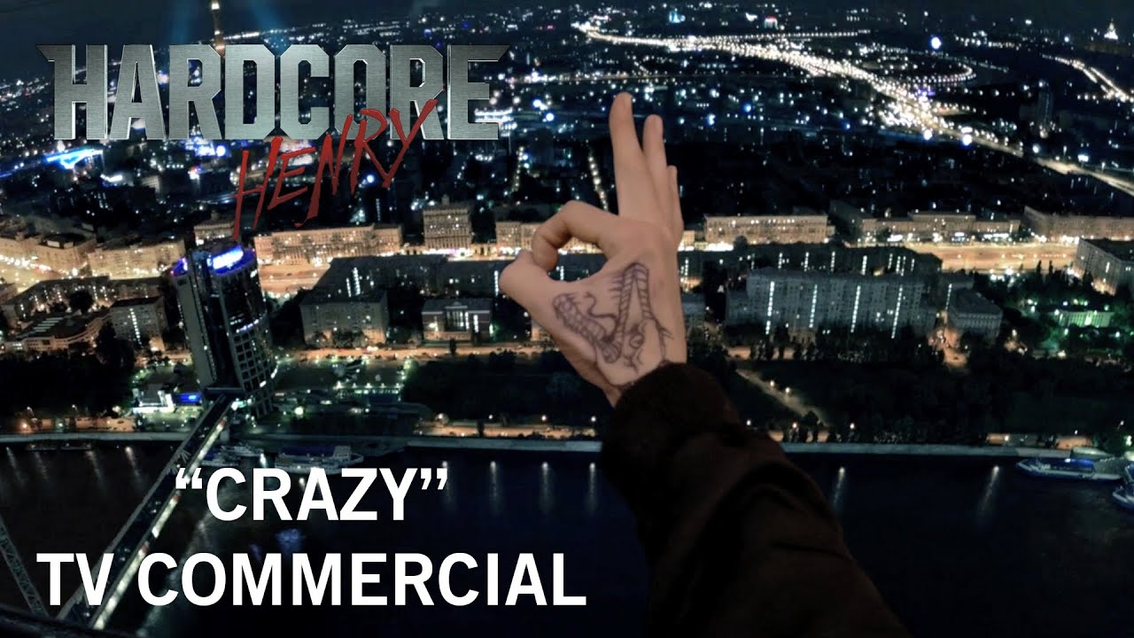 Henry Crazy Tvmercial Own It Now On Digital Hd Blu Ray Dvd