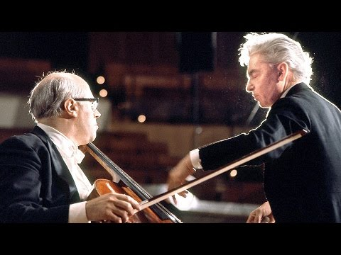 Strauss: Don Quixote / Rostropovich · Karajan · Berliner Philharmoniker