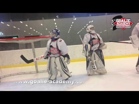 Weekend goalie camp GAI Leithana, Austria 14. - 15. 4. 2018