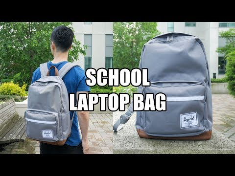 My Favorite School & Daily Tech Backpack - Herschel Pop Quiz Laptop Bag