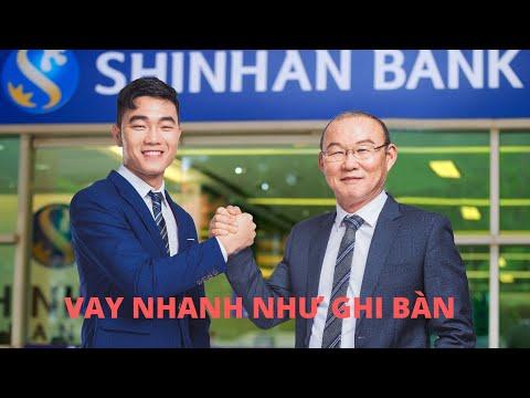 Vay Tiền Nhanh Ngân Hàng Shinhan Finance