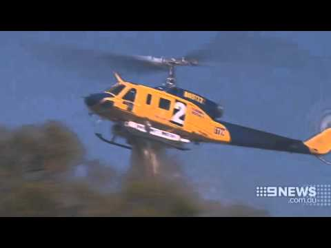 Canning Vale Fire | 9 News Perth