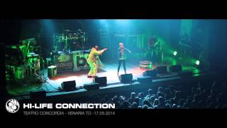 Hi Life Connection live at Concordia Theater - 2014 - Radio Orchestra