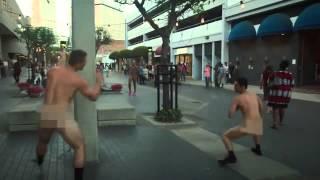 Голые танцы в Лос-Анджелесе