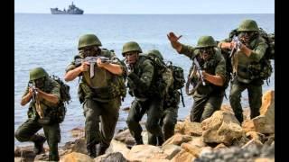 вальс морской пехоты