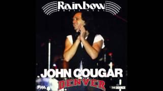John Cougar Mellencamp - Thundering Hearts (Live 1982)