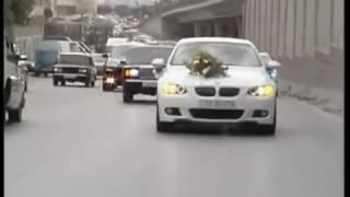 Азербайджане свадьба  ебашет машину