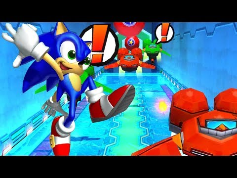 The Best Looking Version Of Sonic Heroes You Will Ever See (HD Remaster)