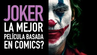 Reseña Joker I Sin Spoilers