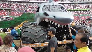 Monster Jam: Pit Party - Singapore