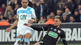 Coupe de France - 16es : le résumé de Marseille-Lyon (2-1, a.p.)