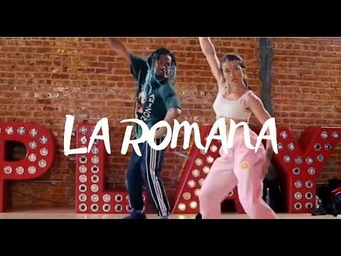 "BAD BUNNY & EL ALFA EL JEFE ""LA ROMANA"" BEGINNER/INTERMEDIATE #DEXTERCARRCHOREOGRAPHY"