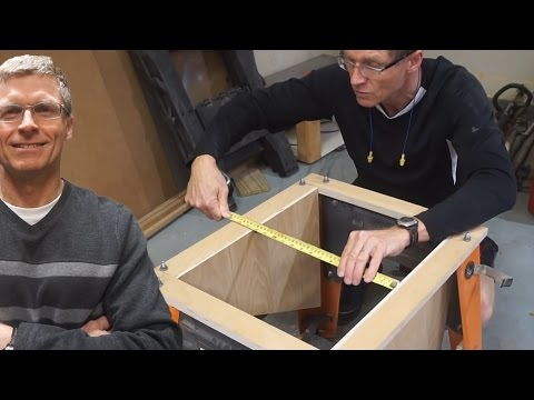 How To Make A Table Saw Dust Collector