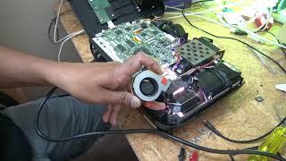 Epson EX51 Projector Temperature LED blinking - Repair