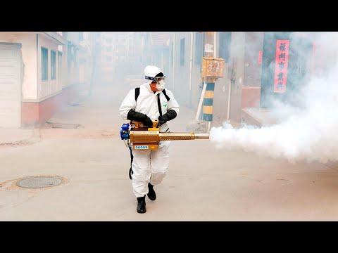 Эвакуация людей из Китая | АЗИЯ | 29.01.20
