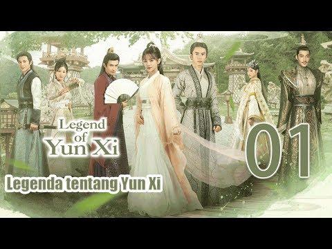 【Indo Sub】Legenda tentang Yunxi 01丨Legend of Yun Xi 01