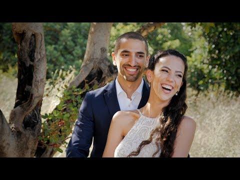 Inbal & Aviv Wedding Highlights - Lumix S1