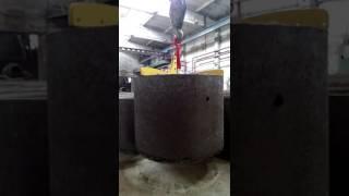 Захват для бетонных колец 1