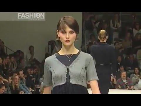 ALBERTA FERRETTI Spring Summer 1995 Milan - Fashion Channel