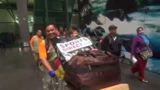 Misi Dakwah Muslim Care, Kg Penangah Tongod Sabah Sept 2014