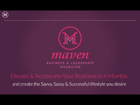Maven Business Academy - Incubator Testimonial from JJ