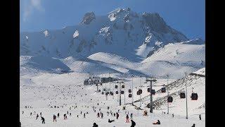 Erciyes Kayak Merkezi - TRT Spor Özel Dosya