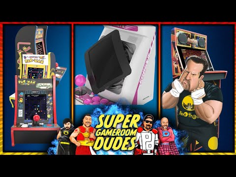 E3 2021 is HEATING Up! Arcade1Up, AtGames, iiRcade & TAITO News! from Super GameRoom Dudes