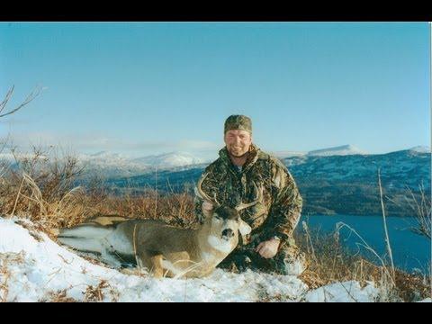 Kent Kaiser Alaska / Kodiak Island Blacktail Deer Hunting
