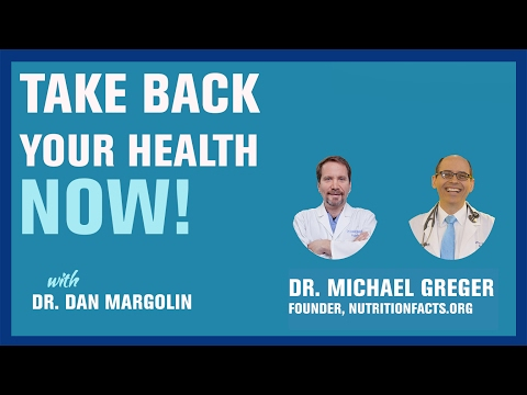 21: Interview with Dr.  Michael Greger