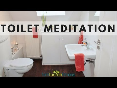 Guided Visualization for Elimination (Constipation, Urinary Hesitancy, Incomplete Bladder Emptying)
