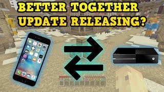 Minecraft PE 1.2 Release Date Information (BETTER TOGETHER)