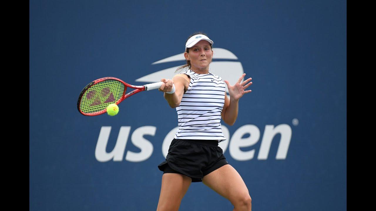 Kristina Mladenovic v Varvara Gracheva Extended Highlights | US Open 2020 2nd Round