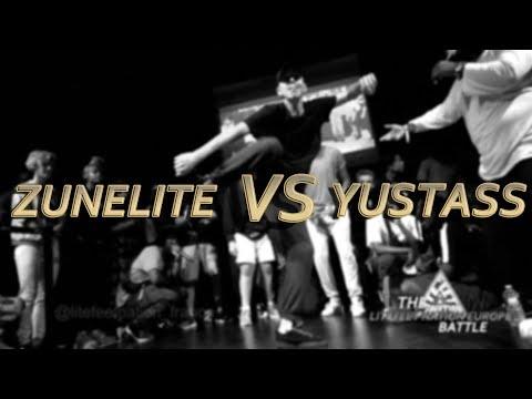 Zune Lite VS Yustass | (DEMI FINAL) LFN EUROPE BATTLE