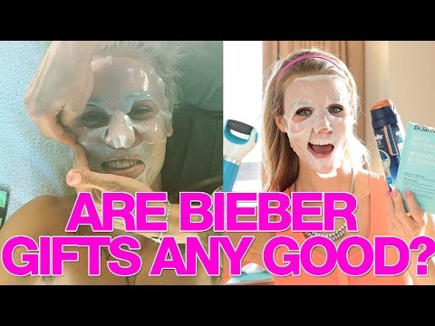 Justin Bieber's Beauty Routine Review