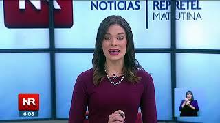 Noticias Repretel Matutina: Programa del 12 de Octubre de 2018