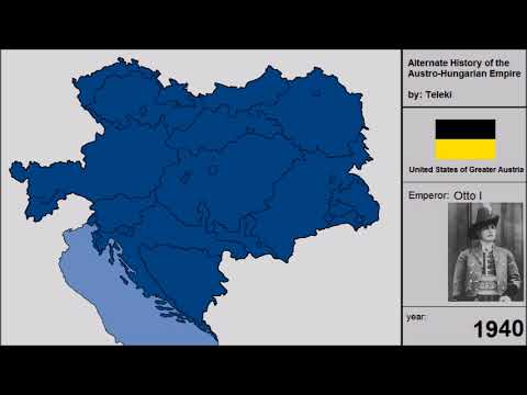 Alternate History Of The Austro-Hungarian Empire: WWI Never Happened