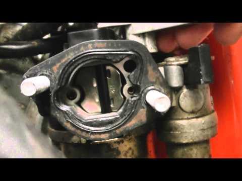 How Carburetor Chokes Work - RustySkull Productions