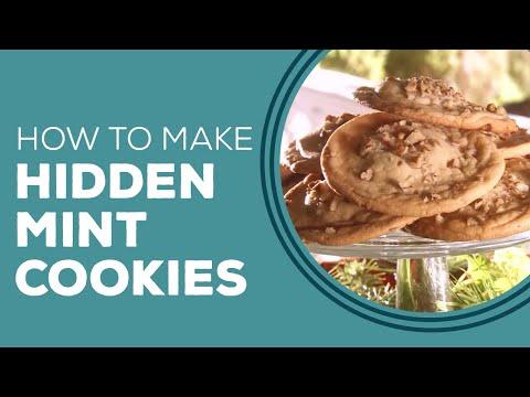 Paula Deen Hidden Mint Cookie Recipe - Blast from the Past