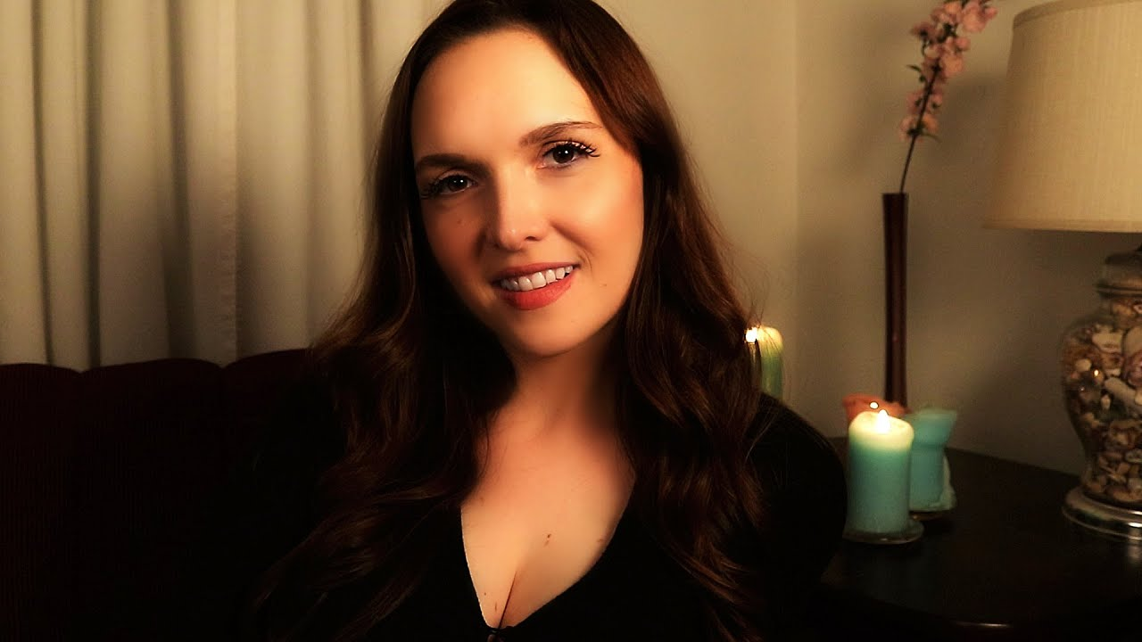 ASMR Girlfriend Cheers You Up roleplay     soft spoken personal attention f4a