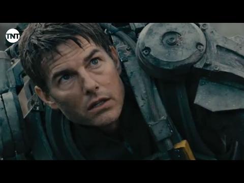 Edge of Tomorrow Trailer | TNT