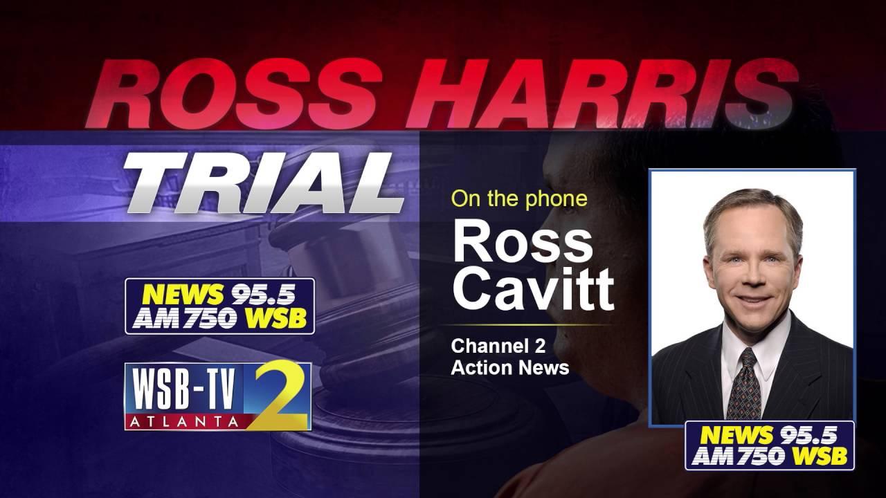 Ross Harris Trial Show - 5 2 16 - WSB Radio Live Lounge - Part 1