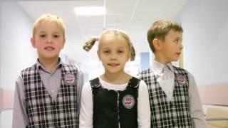 """ГБОУ №509 День Учителя - поздравление от 1""""Г"""" класса 05.10.2016 г."""