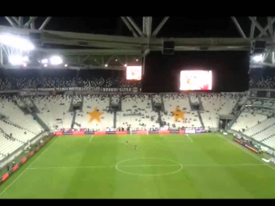 Tribuna Nord Juventus Stadium - YouTube