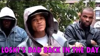 Loski's Dad Rapping Back In 2005 @UkRapMashups