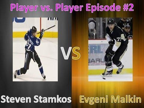 Player vs. Player Ep.2 - Evgeni Malkin vs. Steven Stamkos