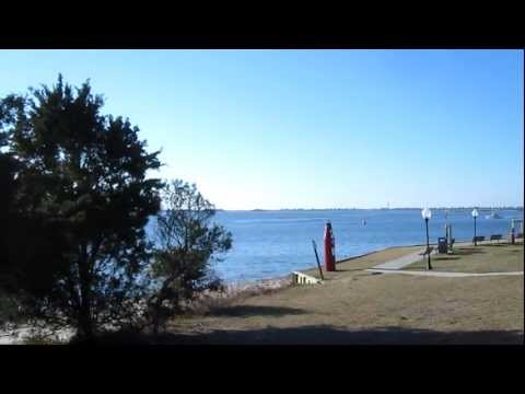008.  Cape Fear River - Southport NC