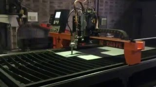 CNC Plasma Cutting Machine , Oxygas cutting Machine TSMcnc