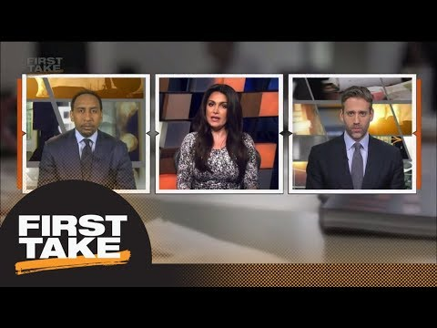 Should Nick Saban make a move to NFL?  Stephen A. Smith gives his take | First Take | ESPN
